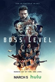 Boss Level Filmi Tek Part izle
